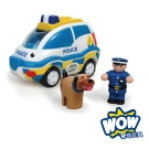英國品牌 WOW Toys 驚奇玩具 追緝警車 查理 (K9 小組)