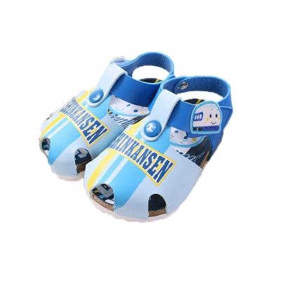 兒童台灣製新幹線涼鞋 sh9628