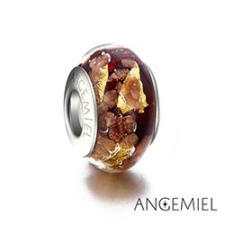 Angemiel安婕米 義大利純銀 琉璃串珠 瑰麗