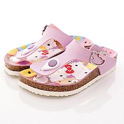 HelloKitty童鞋 夾腳涼鞋款 EI17919 紫 (中小童段)T1
