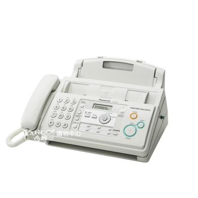 Panasonic 松下國際牌 普通紙傳真機 KX-FP701 (經典白)