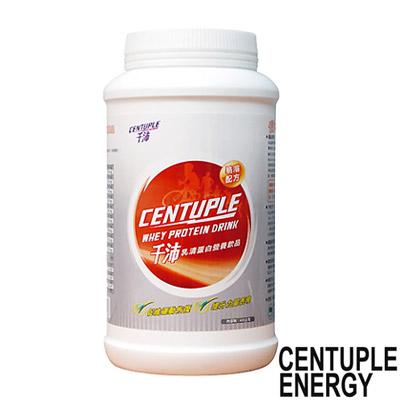 CENTUPLE ENERGY WPC-千沛 乳清蛋白運動營養飲品450克