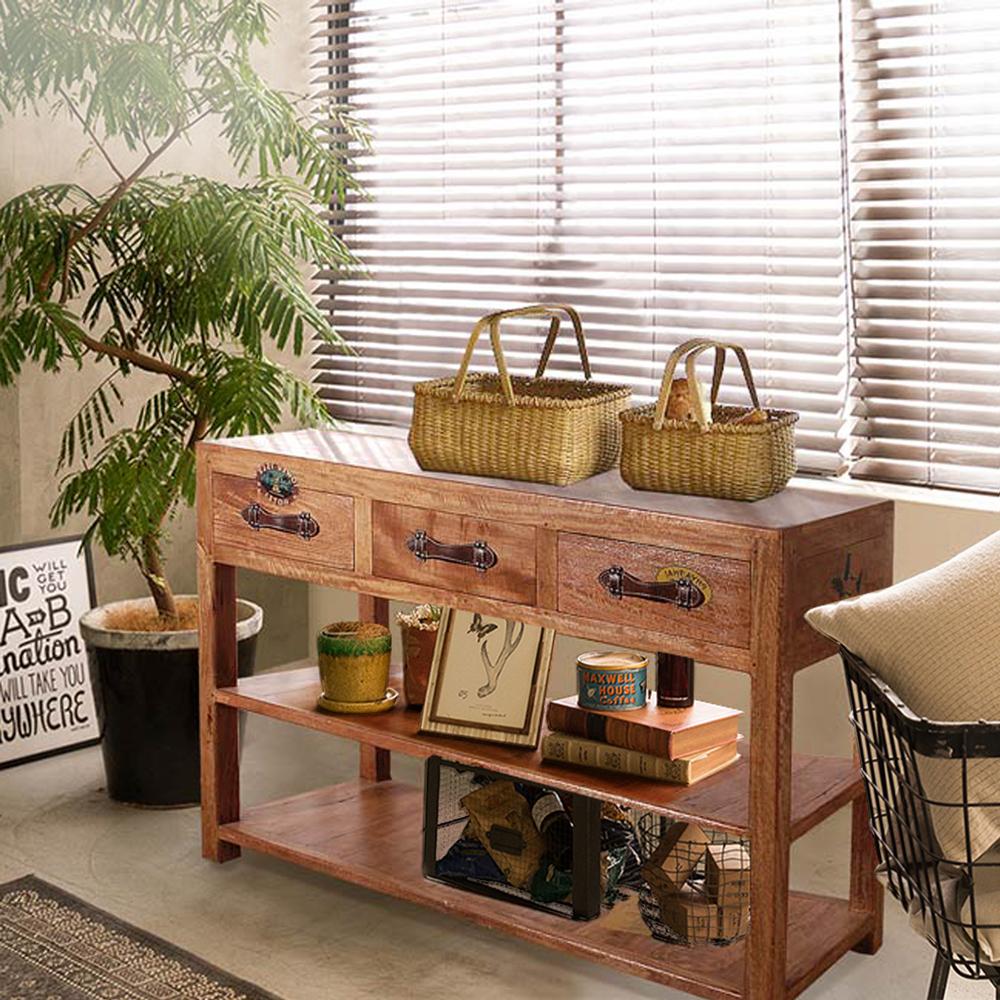 ALMI-DOCKER WORLD - DOBW CONSOLE TABLE 三抽置物櫃