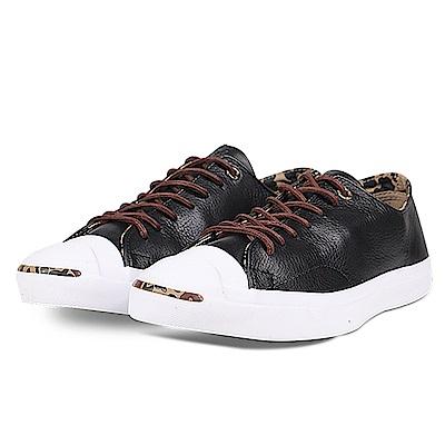 CONVERSE- 男休閒鞋160213C-黑