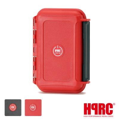 義大利 HPRC 1300 頂級防撞硬殼包-泡棉式(公司貨)-紅色
