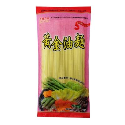 耆盛 黃金油麵(300g)