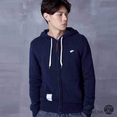 BLUEKONn. BLUE WAY 針織毛衣外套