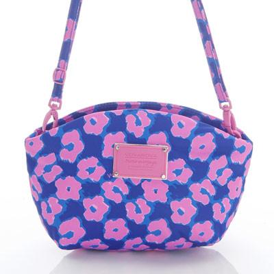 VOVAROVA空氣包-去約會側背包-粉紫棉花糖