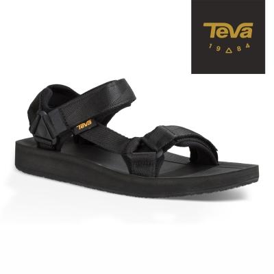 TEVA 美國 男 Universal Premier 運動涼鞋 (黑)