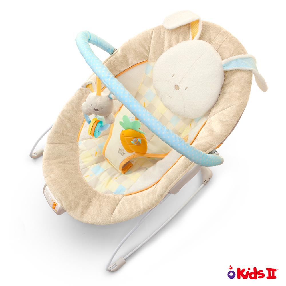 Kids II-BS 兔寶寶安撫搖床