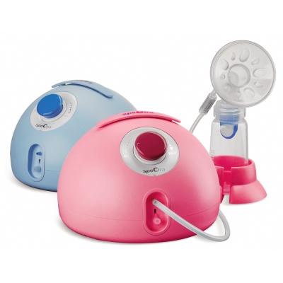 貝瑞克第8代電動雙邊吸乳器(藍/粉)