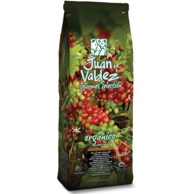Juan Valdez胡安帝滋 天然咖啡豆-有機認證(500g)