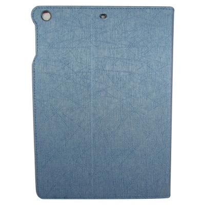L60拉絲紋支架iPad Air平板皮套&螢幕保護貼組