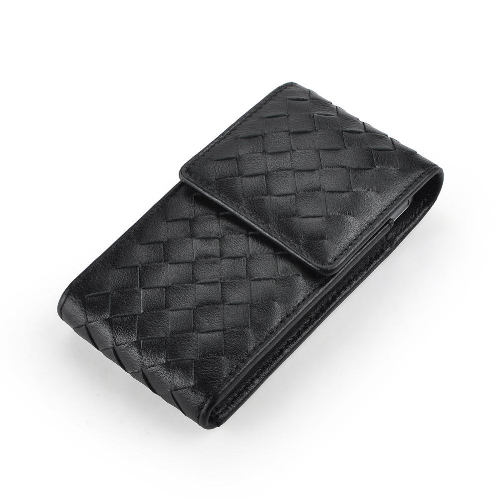 皮套王精品手工 Style-S2 直式編織紋 客製化皮套