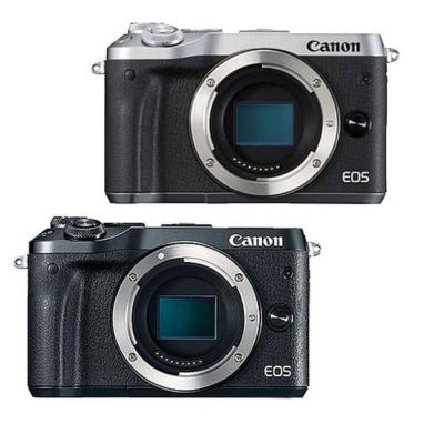 Canon EOS M6 body 單機身 (平輸中文)