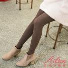 日系小媽咪孕婦裝-台灣製孕婦褲-孕婦專用緹花厚褲襪 (共五色)