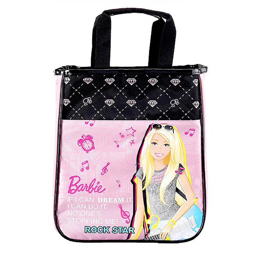 芭比Barbie 時尚公主手提包-粉紅