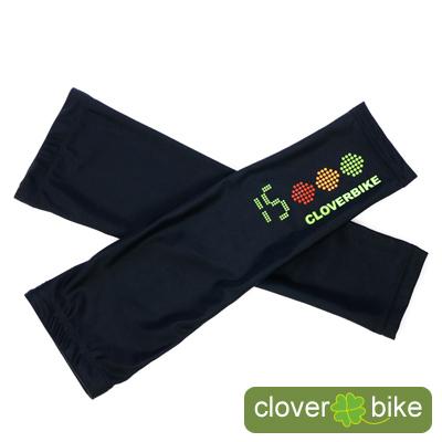 【CLOVER】獨家設計-倒數紅綠燈自行車專用袖套