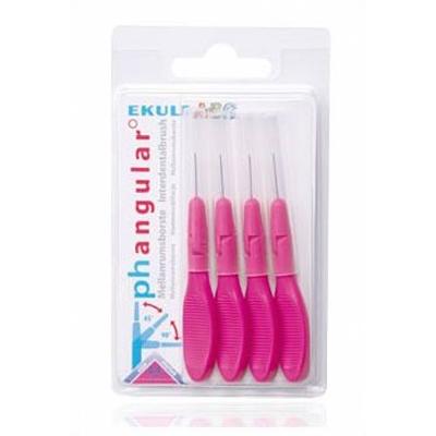 瑞典Ekulf 0.4mm二段式牙間刷4支入