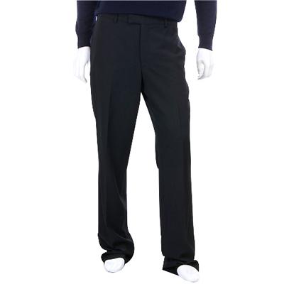 KENZO 黑色直紋西裝褲