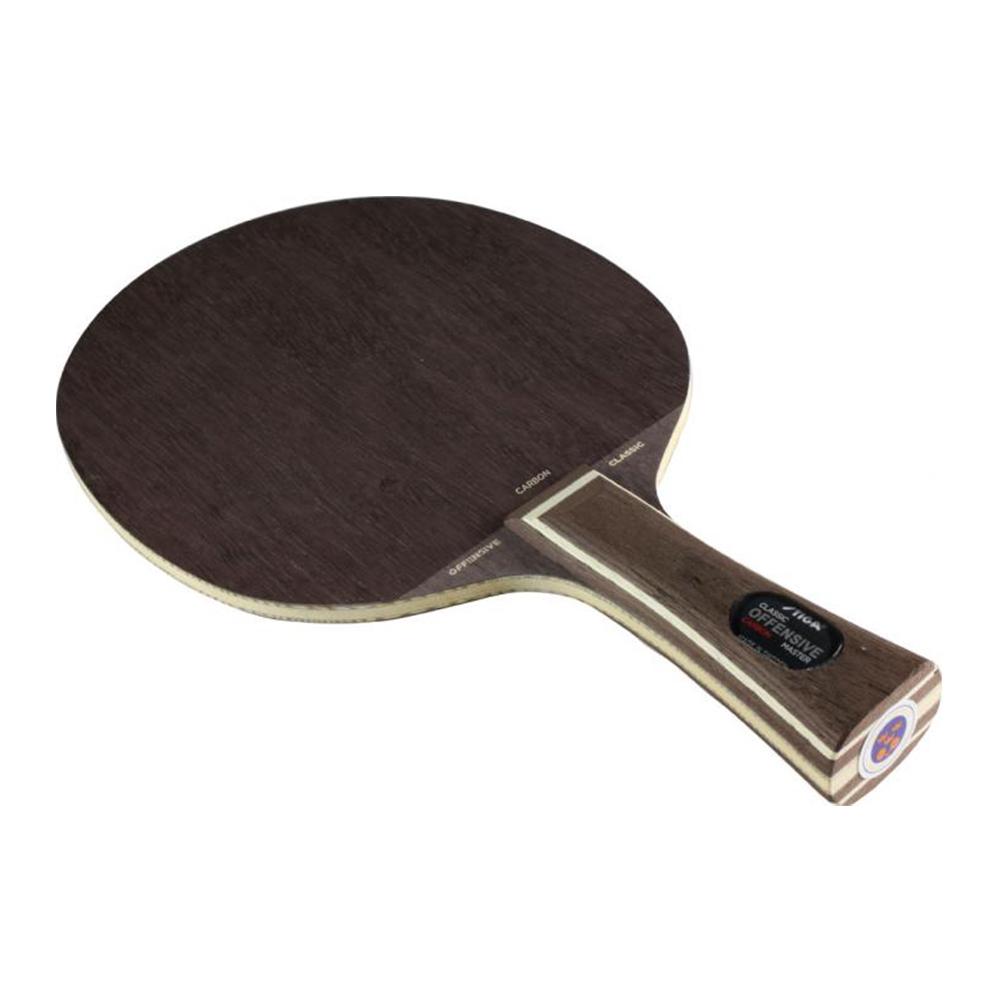 STIGA Offensive Classic CARBON桌球拍(空拍)