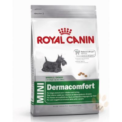 法國皇家 PRDE26 小型好膚犬專用飼料2kg 兩包組