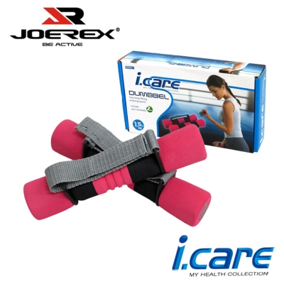 《JOEREX》 艾可兒健美啞鈴-2入/瑜珈用品-JD6063-1 -快速到貨