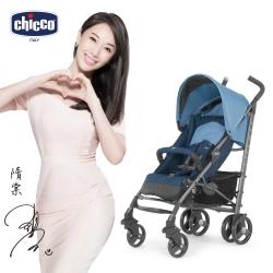 chicco-New Liteway2 樂活輕便推車-和風藍