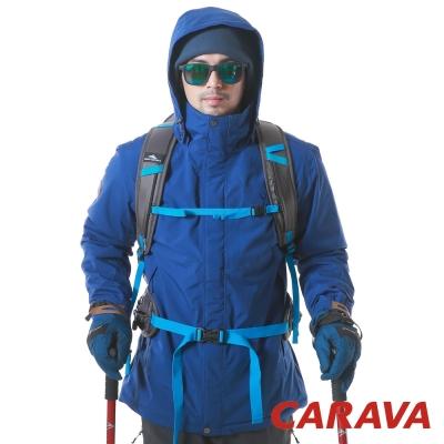 CARAVA 《極地禦寒外套》(深藍)