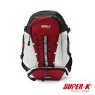 美國品牌【SUPER-K】休閒戶外手提後背兩用包(KS08035)