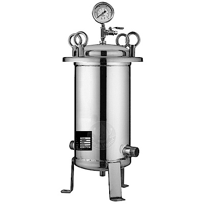 TK-250 全戶濾淨不鏽鋼水塔過濾器(200T立架式)