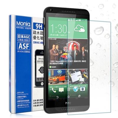 MONIA HTC Desire 816 / 816w 日本頂級疏水疏油9H鋼化...