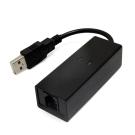 USB2.0 56K FAX MODEM電腦外接式傳真機-單接口