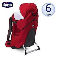 chicco-Finder嬰兒背架-優雅紅