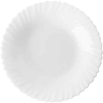 EXCELSA Wave白瓷濃湯碗 23cm
