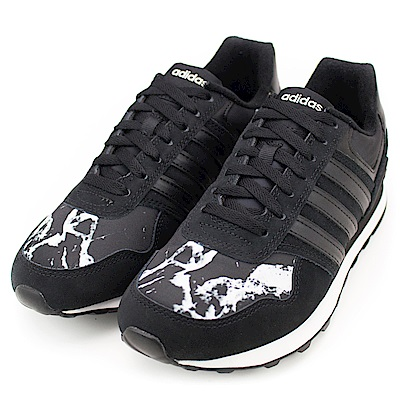 ADIDAS-男休閒鞋AC7587-雲彩黑