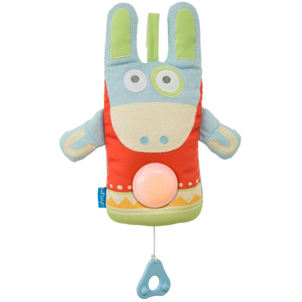taf toys五感開發系列-睡眠安撫驢子