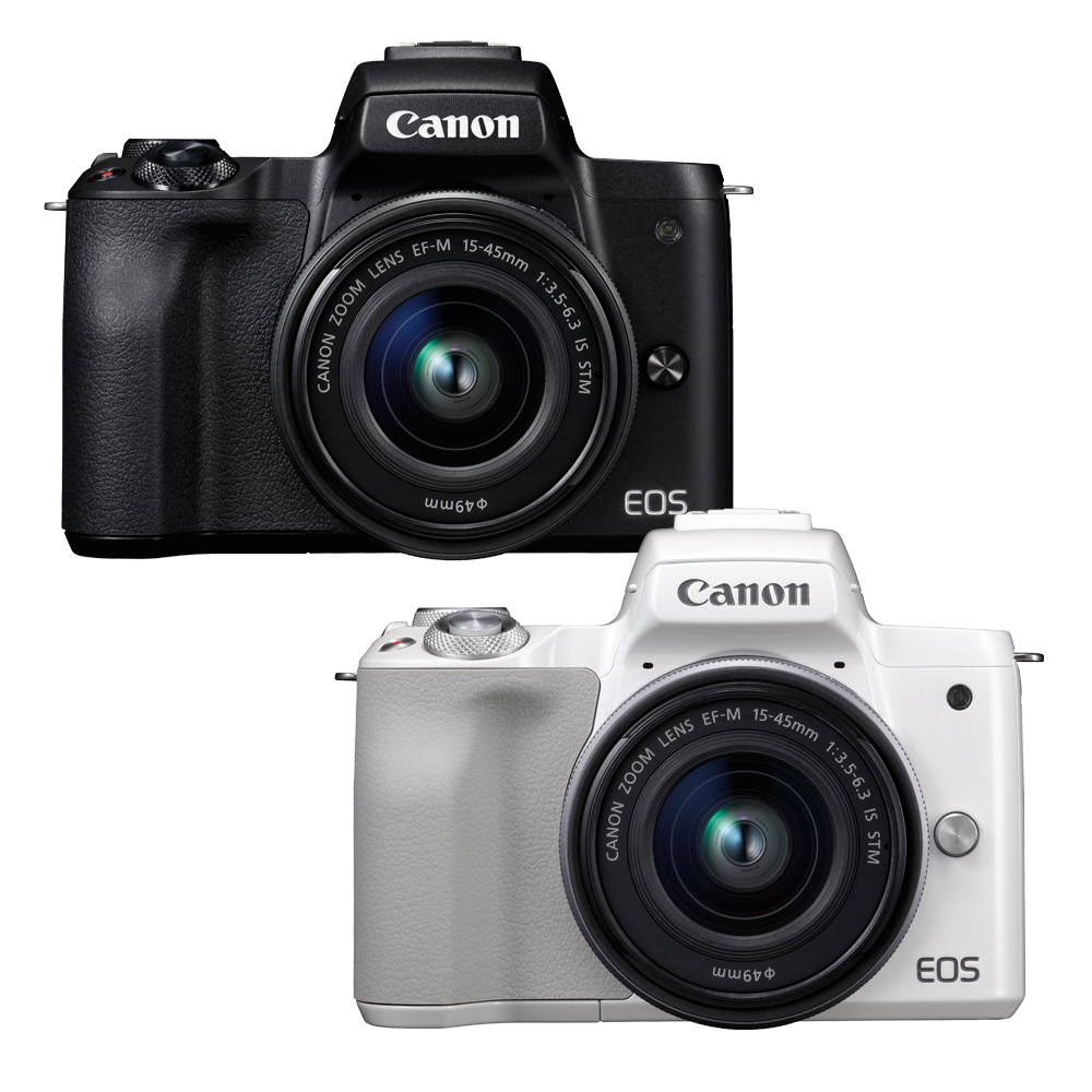 Canon EOS M50 15-45mm IS STM 變焦鏡組(平輸中文)