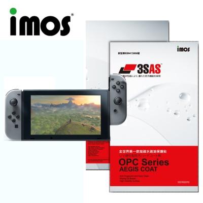 iMOS 任天堂 Nintendo Switch 3SAS 疏油疏水 螢幕保護貼
