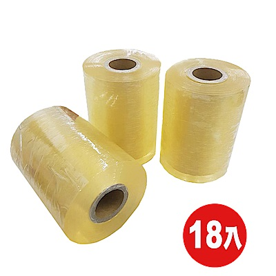 PVC透明塑膠膜10cm/18捲(996)