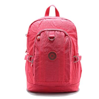 It-Bags-輕旅達人多夾層尼龍後背包-共八色