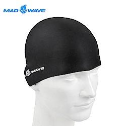 俄羅斯 邁俄威 成人加大舒適矽膠泳帽 MADWAVE INTENSIVE BIG