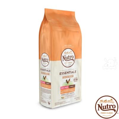 Nutro 美士 全護營養 小型成犬 低卡膳纖(農場鮮雞+糙米+地瓜)5磅 X1包