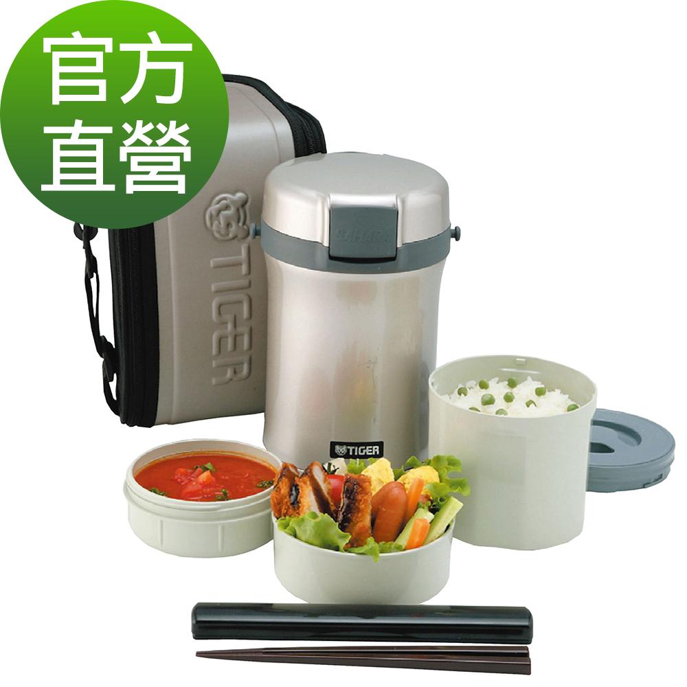 TIGER虎牌不鏽鋼保溫飯盒_4碗飯(LWU-B200)_e