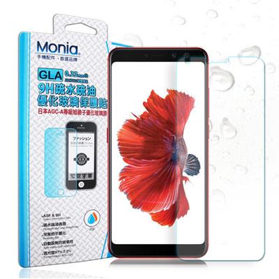 MONIA SUGAR C11 日本頂級疏水疏油9H鋼化玻璃膜
