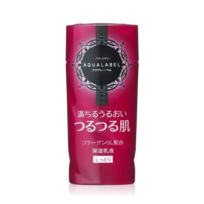AQUALABEL保濕潤膚乳液(潤澤型) 130mL