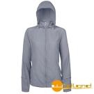 【Wildland 荒野】0A01905 女 透氣抗UV輕薄外套(90灰色)