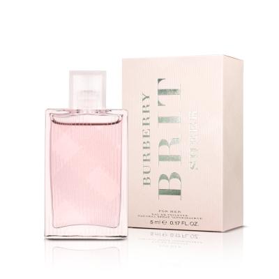 BURBERRY 粉紅風格女性淡香水小香  5 ml