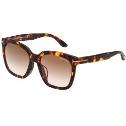 TOM FORD 經典款 太陽眼鏡-琥珀-TOM502F