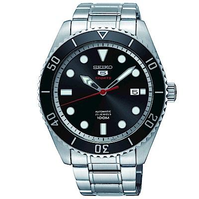 SEIKO精工 5號復刻盾牌機械錶-2色任選$5799